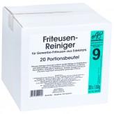 Fritteusen - Reiniger Pulver 20x150g Portionspackungen
